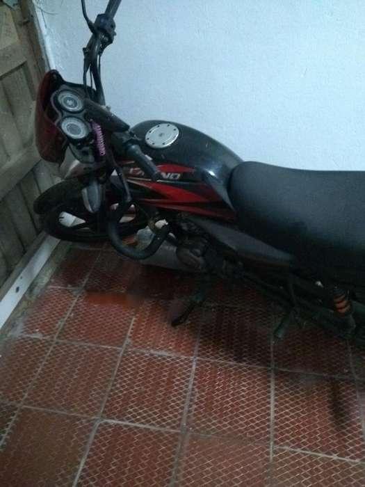 Moto Platino 125