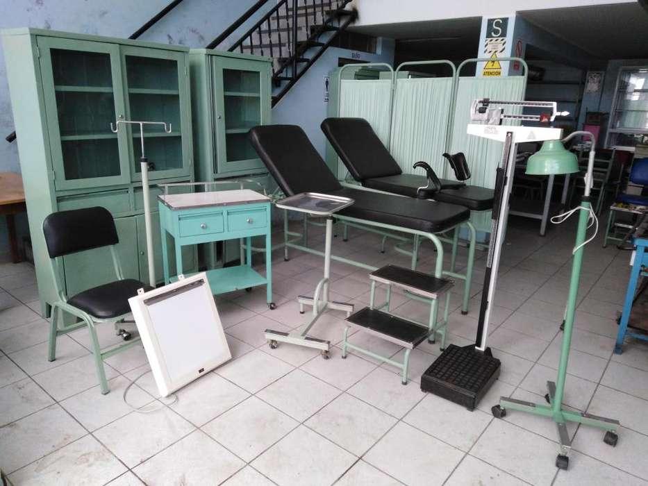 Se remata muebles y articulos médicos usados en buen estado. Estamos en Jr. Mariscal Gamarra 350, La Florida.