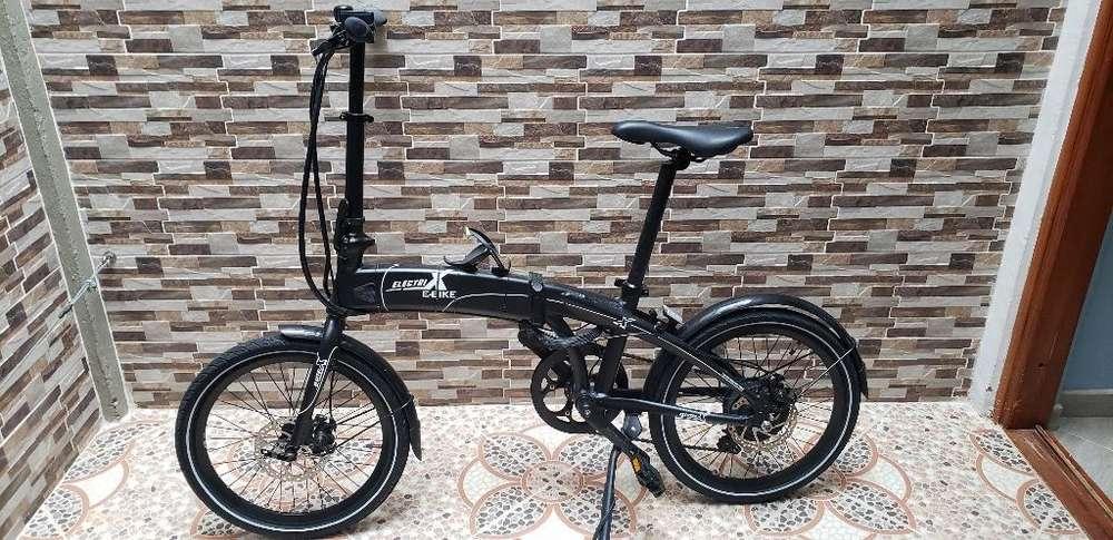 Bicicleta Eléctrica Plegable Electrix
