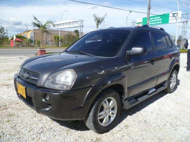 Hyundai Tucson 2008 - 156000 km