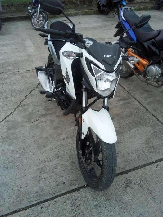 Moto CBF 160 como nueva motivo viaje