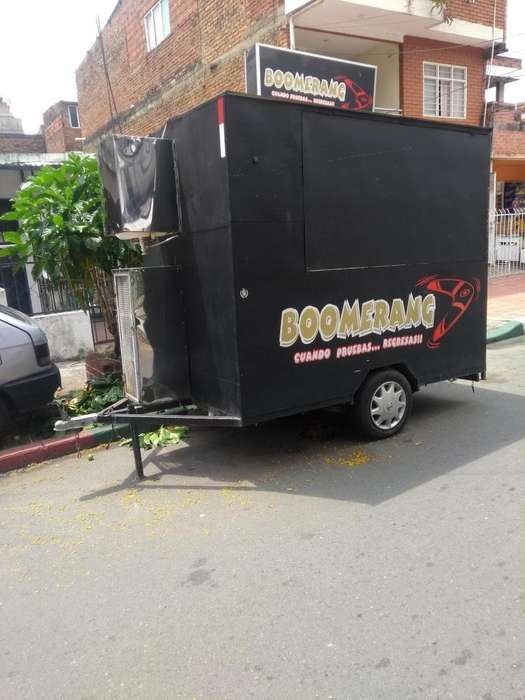 REMOLQUE COMIDAS FOOD TRUCK