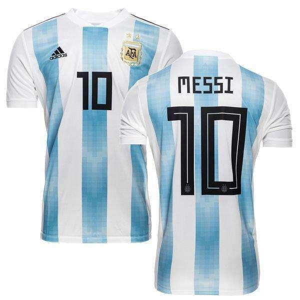 Camiseta Selección Argentina titular 2018 Adidas Origin