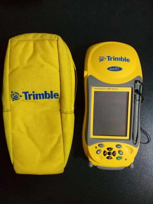 <strong>gps</strong> Trimble Geoxt 2008 Series Submetrico Con Software Pathfinder Office 4.2