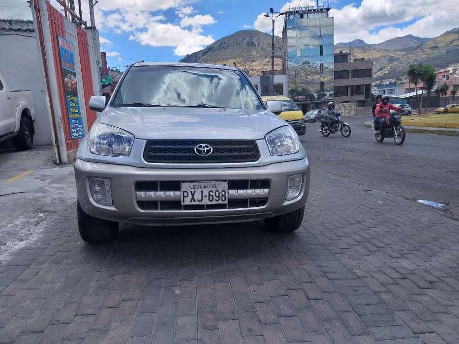 Toyota RAV-4 2002 - 234000 km