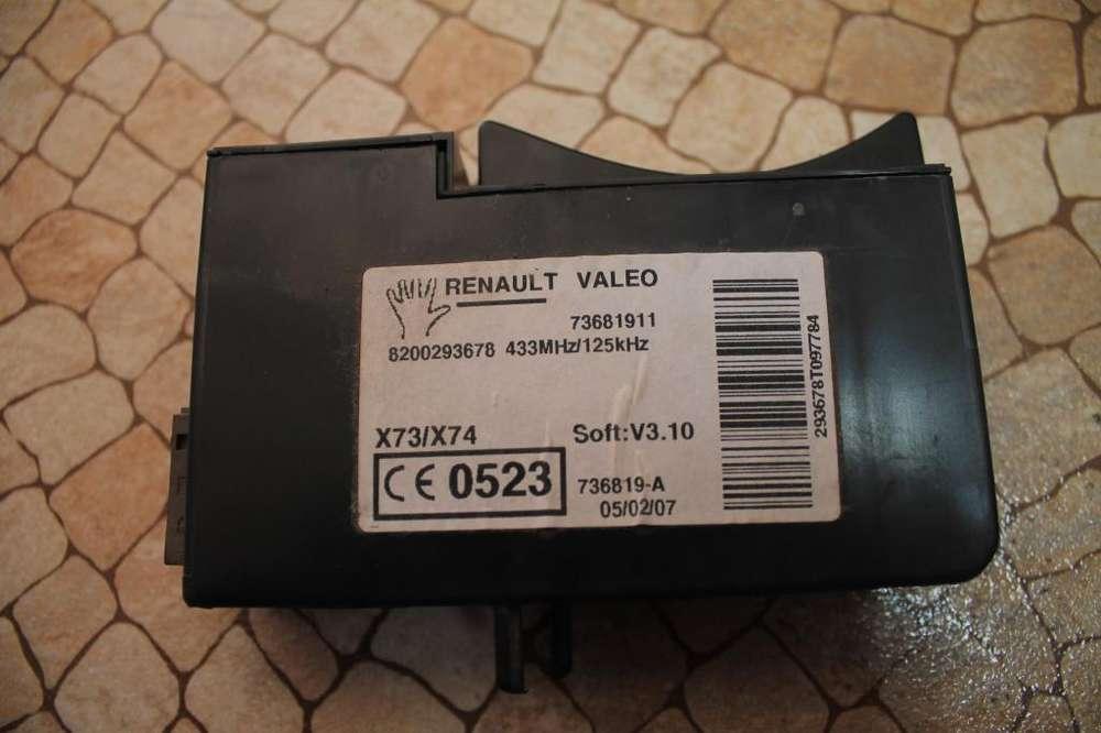 Lector Porta Tarjeta Renault Laguna 2 Original