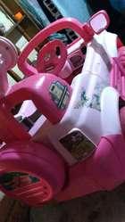 Venta de Carro para Niña sin Bacteria