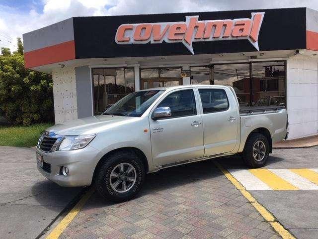 Toyota Hilux 2015 - 131592 km