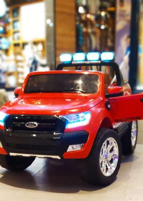 Ford Ranger 4x4 para Niños