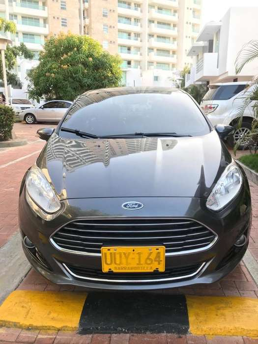 <strong>ford</strong> Fiesta  2015 - 54000 km