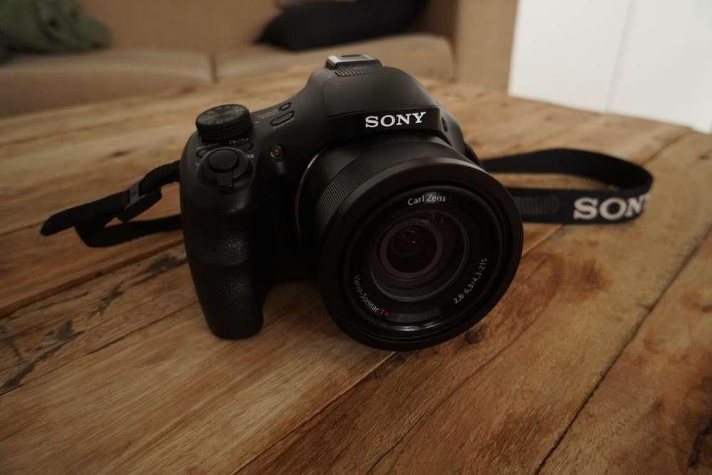 Sony Dsc Hx400v
