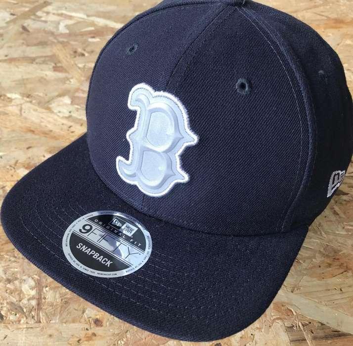 Gorra New Era 9Fifty Snapback Boston Red Sox