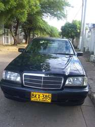 Vendo Mercedes Benz Clase C