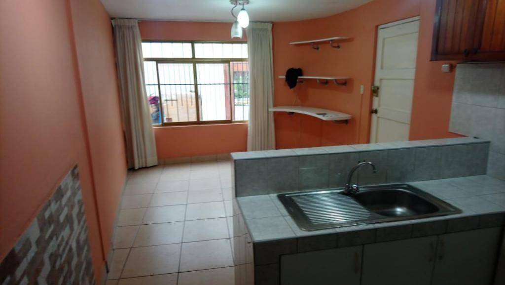 Alquiler de Departamento Dúplex en la calle Conti, San Borja