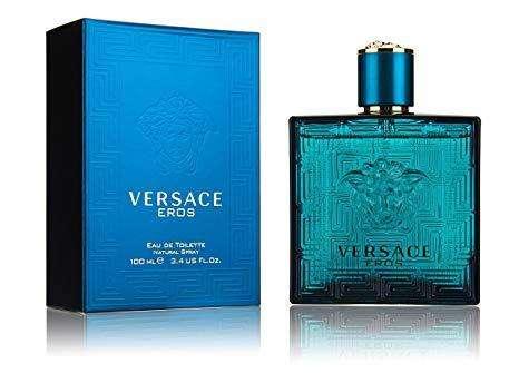 Perfume Eros (versace) 100ml 3,4 Floz