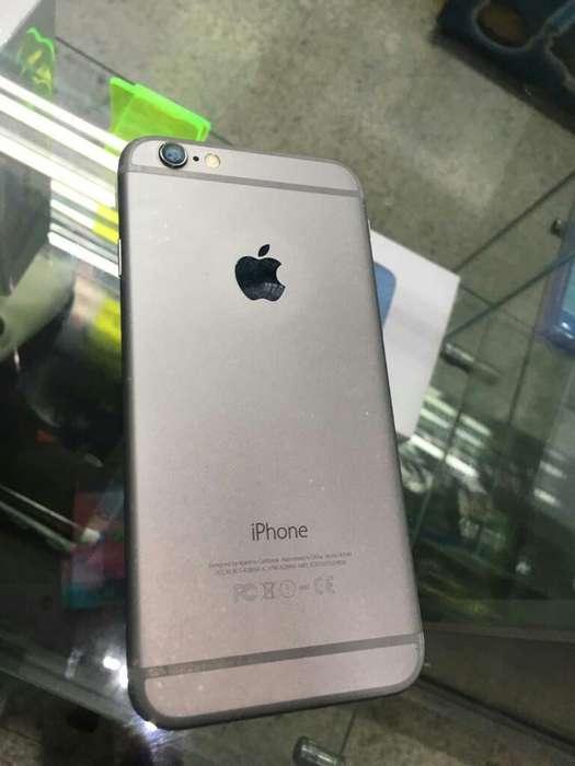 iPhone 6 de 16g Negociable