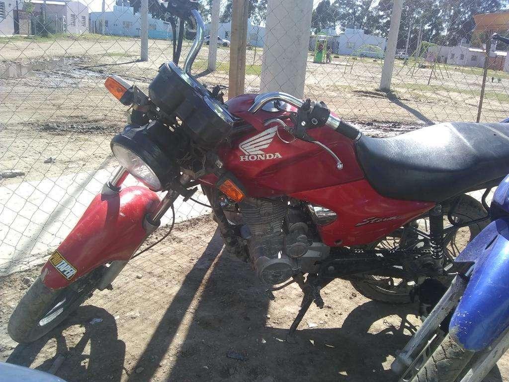 Vendo Moto Honda Stom