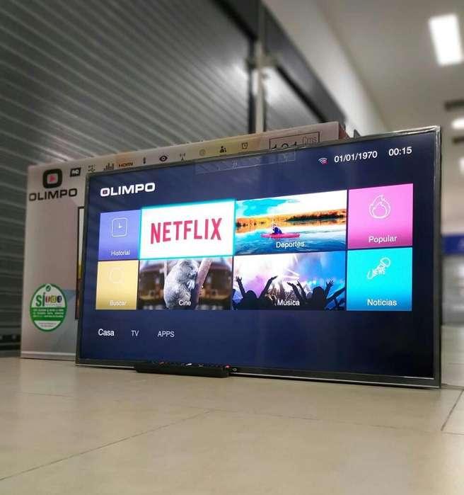Ventas de <strong>televisor</strong>es Olimpo Smart 40 Pg