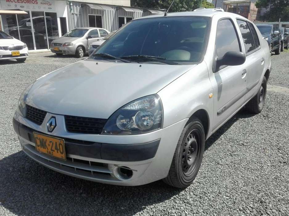 Renault Symbol 2005 - 168000 km