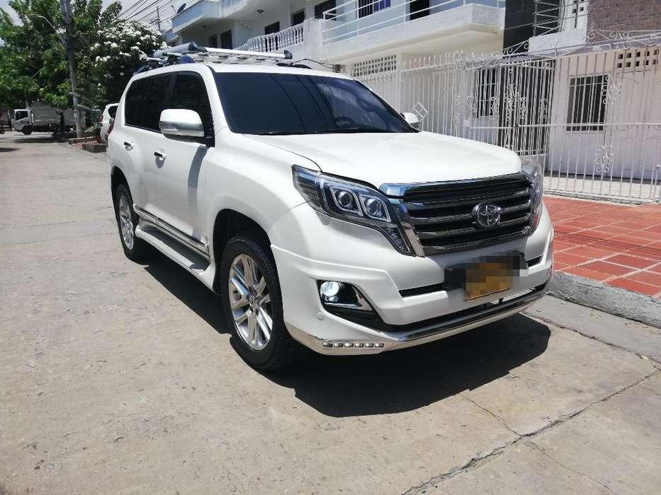 Toyota Prado 2014 - 83000 km