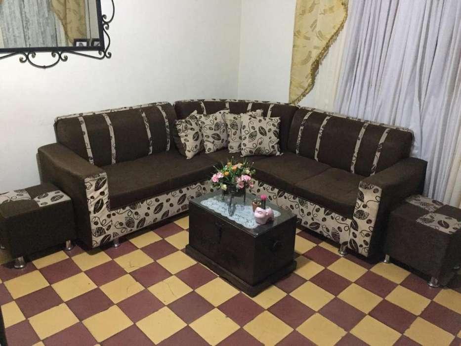 Se venden muebles en forma de L