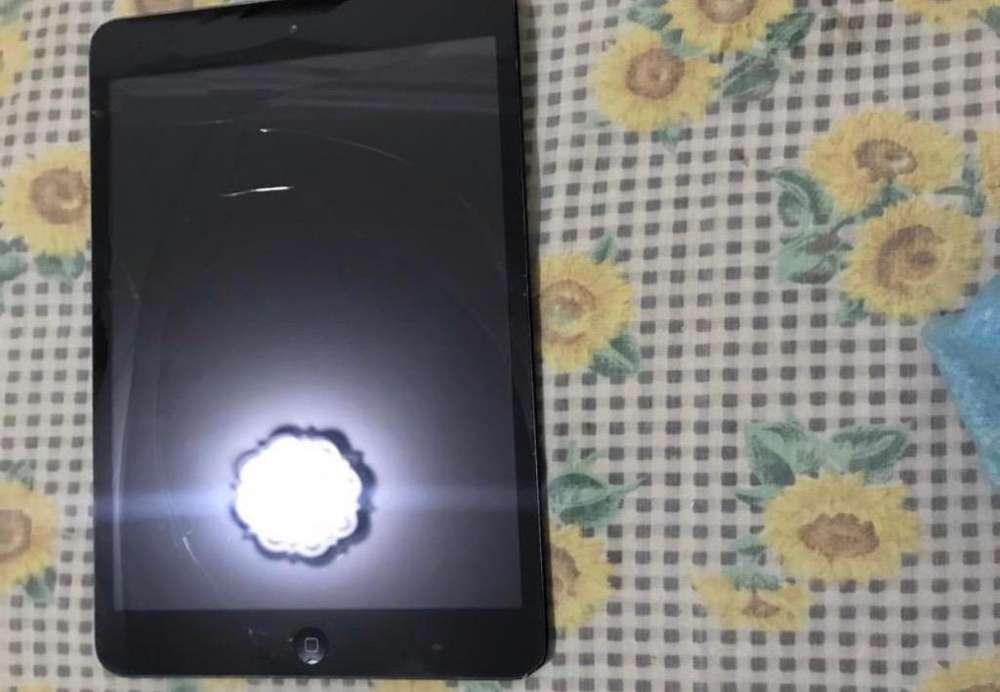 iPad Mini Fisurado Tactil Perfecto Estad