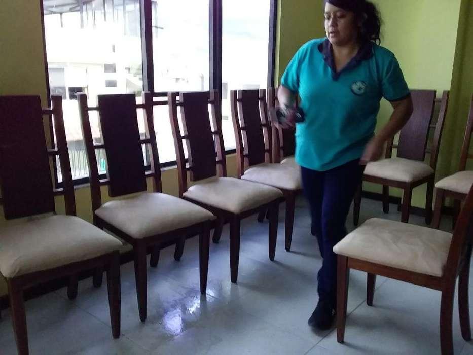 Limpieza Integral de Muebles