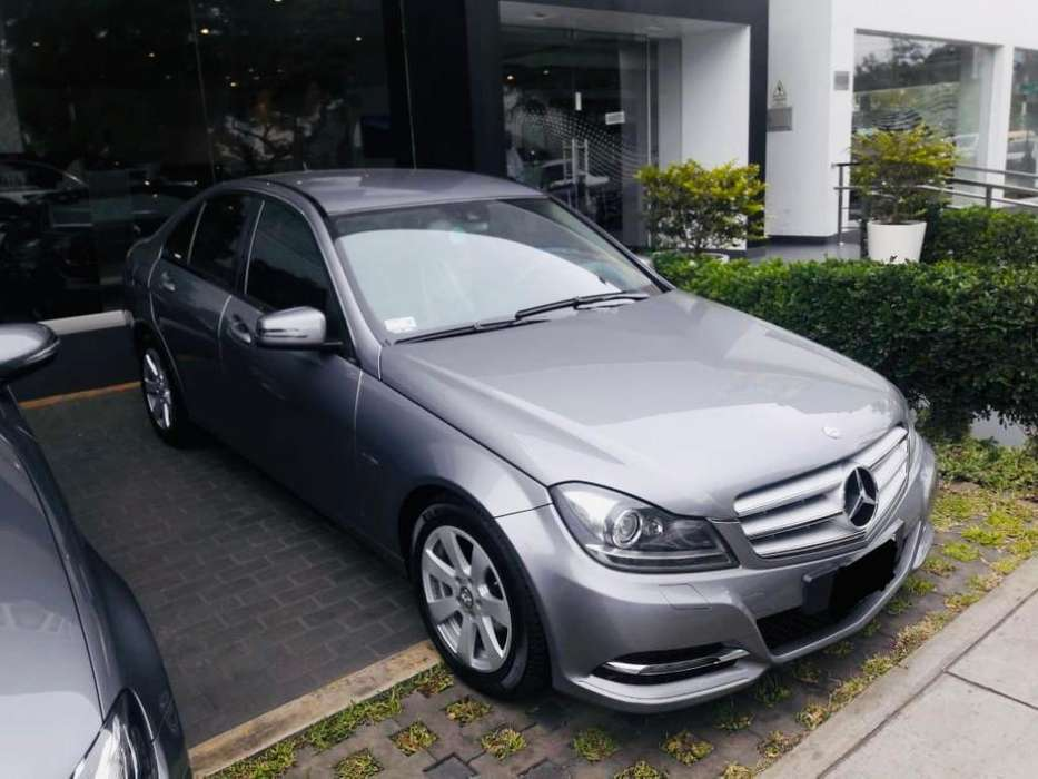 <strong>mercedes-benz</strong> Clase C 2012 - 77000 km