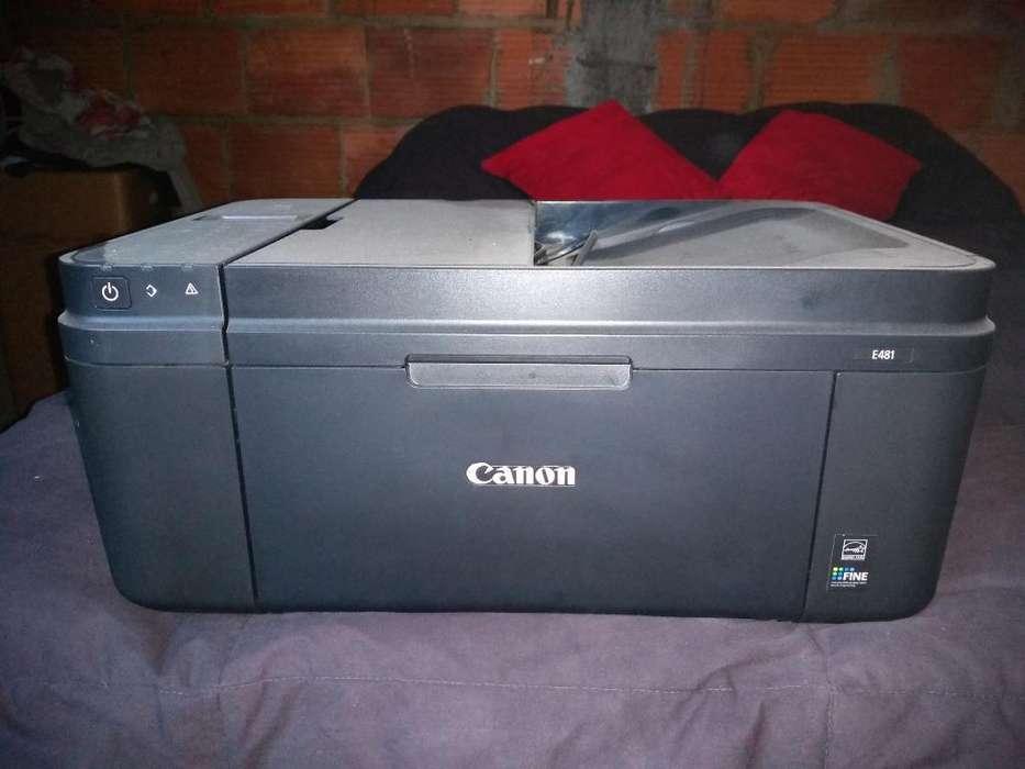 Impresora Canon Pixma