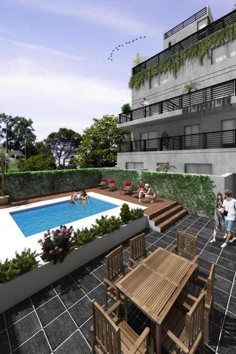 Departamento de 1 dormitorio, con pileta y parrillero - San Juan 3752