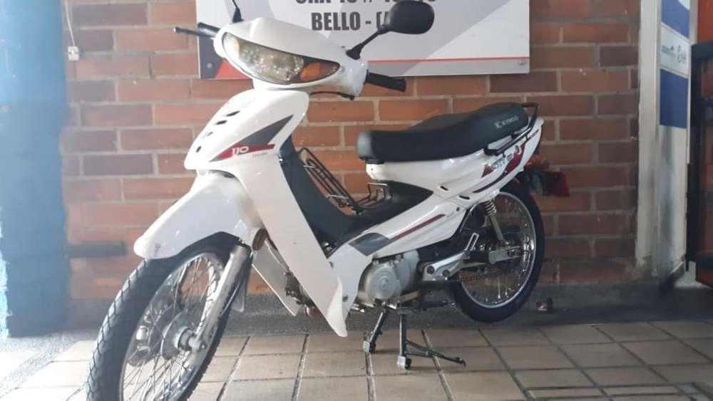 Kymco Activ 110 Modelo 2012