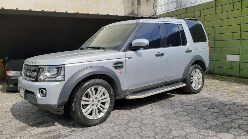 Land Rover Discovery 2015 - 68000 km