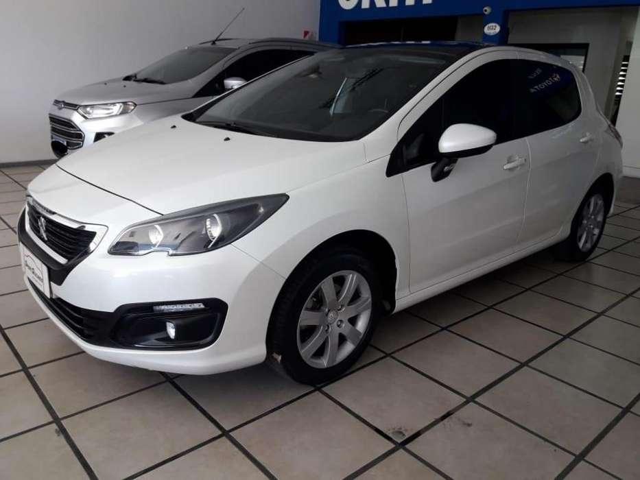 Peugeot 308 2015 - 57300 km