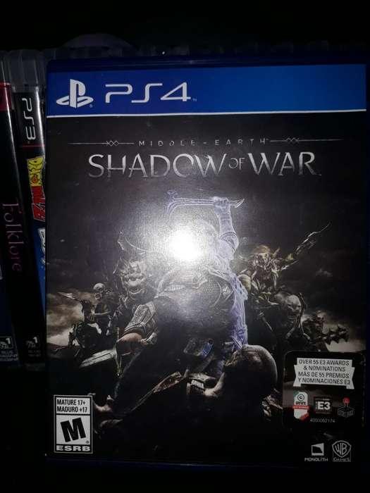 Shadow Ps4