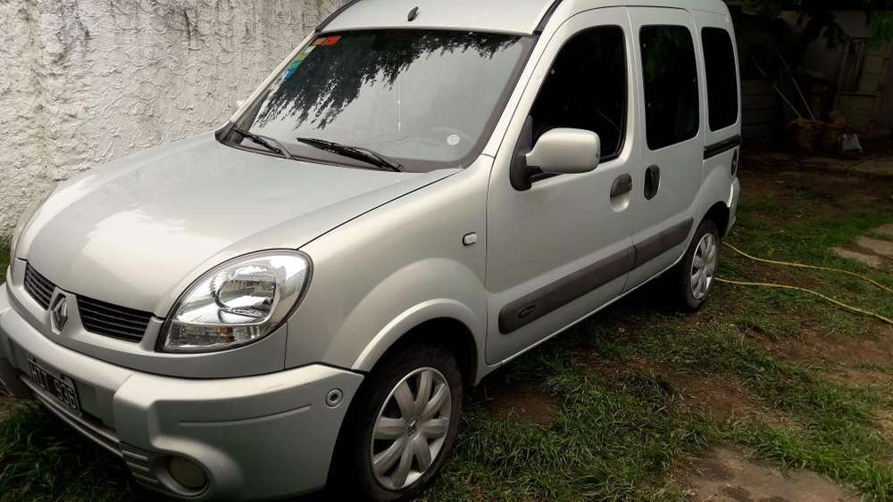 Renault Kangoo  2008 - 120065 km