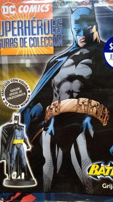 Batman Figura Dc Comics Coleccion La Nacion #1