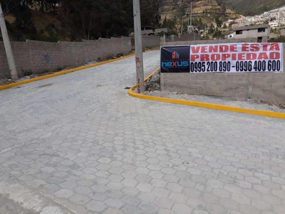 Venta de Lote Bernardo Legarda/ El Bosque/ San Carlos