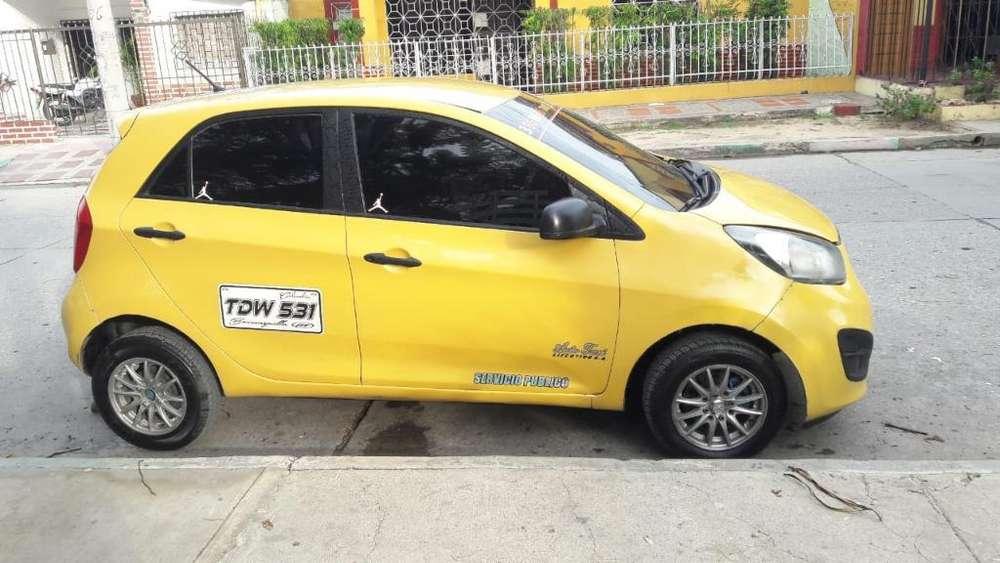 Vendo Kia Ion Taxi 2013 Oportunidad