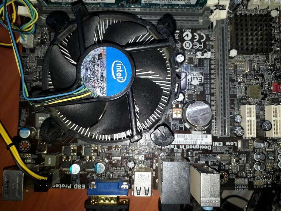 Board Y Procesador I5 2110
