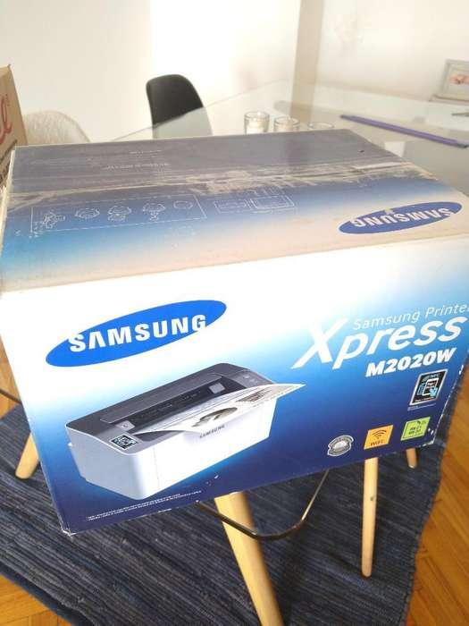 <strong>impresora</strong> Laser-wifi Samsung M2020