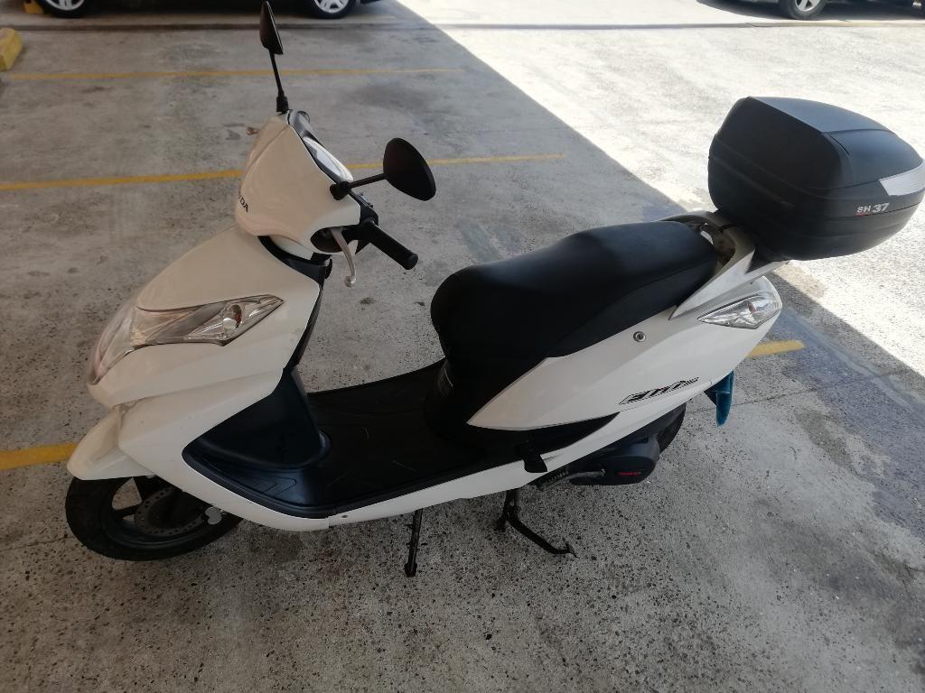 Honda Elite 125ccscooter Automatica Barranquilla