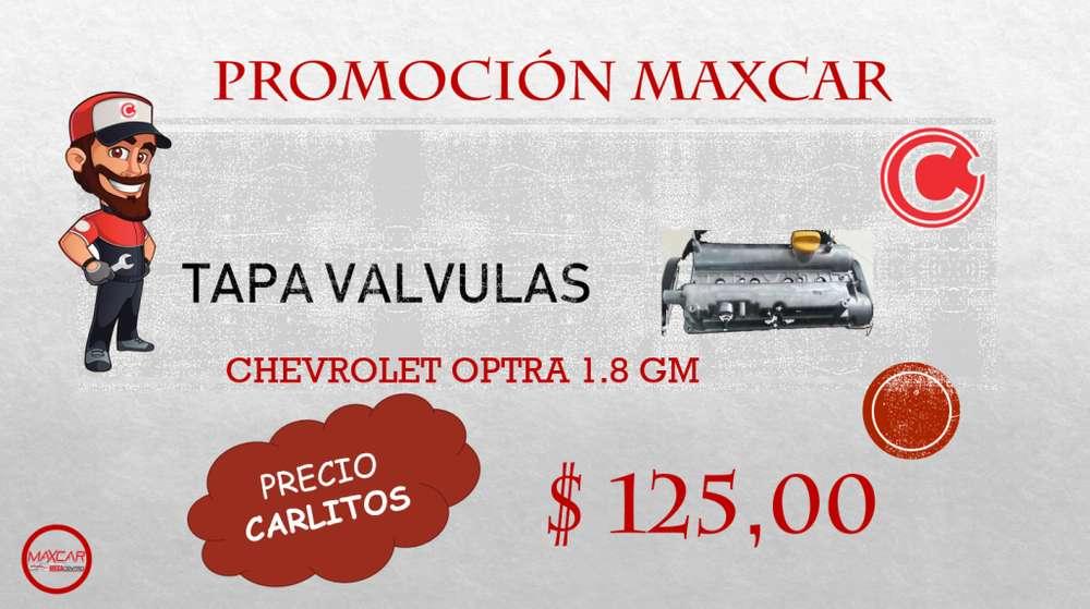 TAPA VALVULAS OPTRA GM PROMOCION MAXCAR