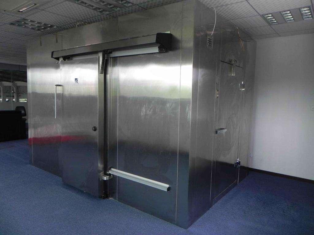 Reparación de Camaras frigoríficas y centrales de frío.