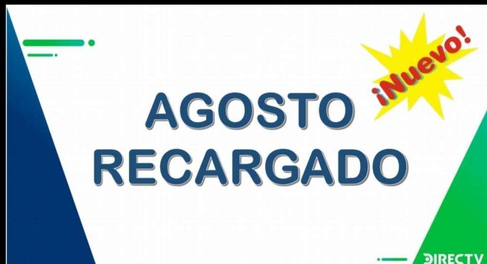 Directv Recargo de Promociones