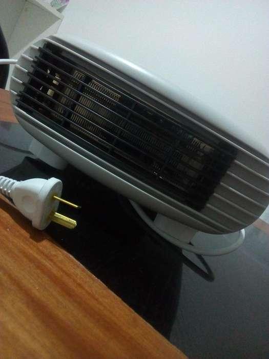 caloventor electrico NUEVO (sin uso).