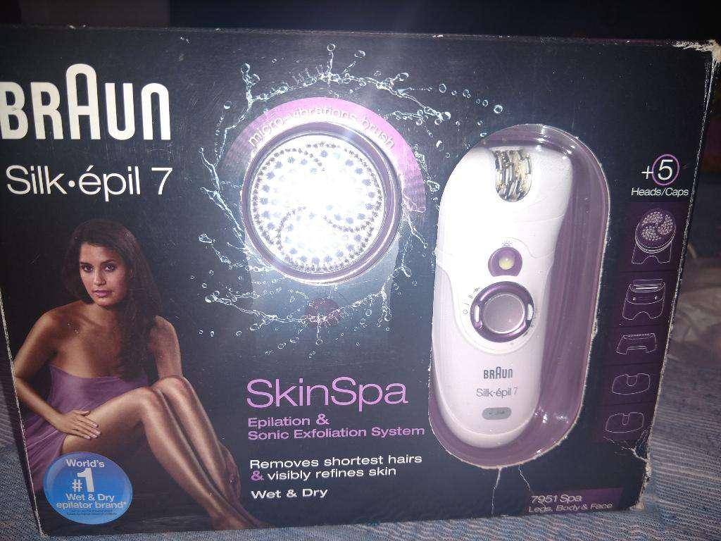 Depiladora Braun Silk Epil7