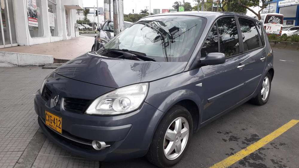 <strong>renault</strong> Scenic  2008 - 62000 km