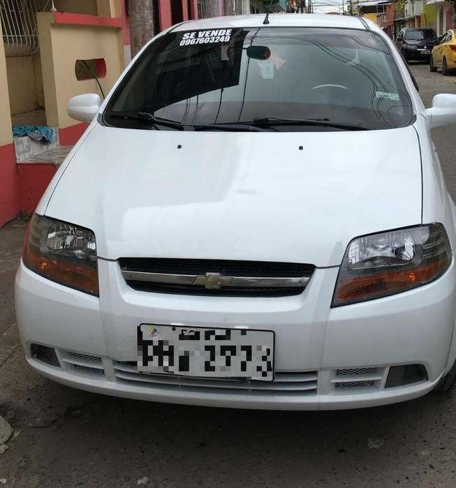 Chevrolet Aveo 2012 - 201000 km