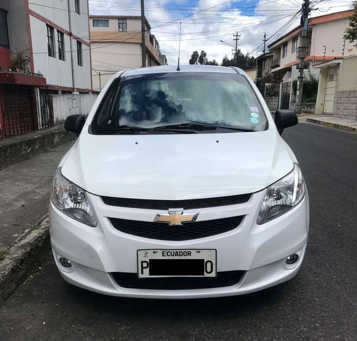 Chevrolet Sail Hatchback 2015 - 87000 km