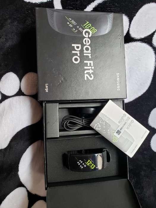 Smartwatch Samsung Gear Fit2 Pro, Como N